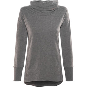 Royal Robbins Channel Island Pullover Women Charcoal